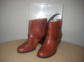 Nine West Shoes Size 10.5 M Womens New Lil Dipper Copper Fashion Ankle B... - $98.01