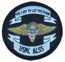 Usmc ALSS- No VELC-O Patch - $11.87