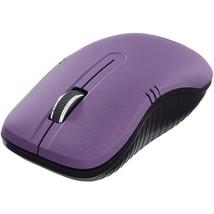 Verbatim 99781 Commuter Series Wireless Notebook Optical Mouse (Matte Pu... - $25.79