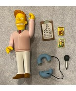 Simpsons Troy McClure World of Springfield Interactive Figure with Acces... - $24.70