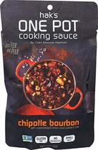 HAKS Chipotle Bourbon Cooking Sauce, 7 OZ - $14.80