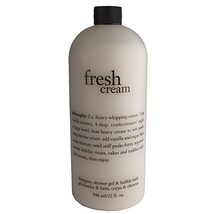 Philosophy Fresh Cream Shampoo, Shower Gel & Bubble Bath - $47.83