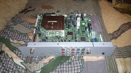 Sanyo N4VFE (1AA4B10N20000) Main Board for DP42647-02 - $44.99