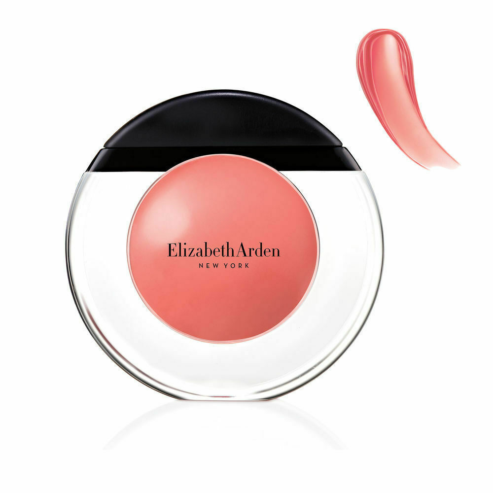 Primary image for Elizabeth Arden SHEER KISS OIL Lip Gloss PAMPERING PINK 01 Full Size NIB