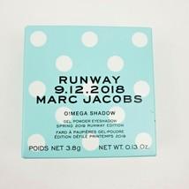 Marc Jacobs Runway 9.12.2018 O!Mega Shadow 640 Smoike Eyeshadow .13oz - $24.95