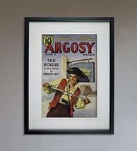 Argosy THE ROGUE - Art Print - Various & Custom Sizes Available - $25.00