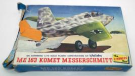 ME 163 Komet Messerschmitt Plastic Model Kit - $8.95