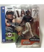 Barry Bonds San Francisco Giants MLB McFarlane Action Figure NIB NIP - $22.27