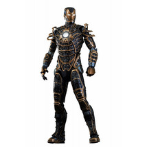 Iron Man Mark XLI Bones Version Poseable Figure from Iron Man 3 MMS251 - $377.93