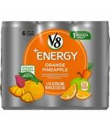 V8 +Energy Healthy Energy Natural Energy Tea Orange Pineapple 8 oz (Pack... - $24.70