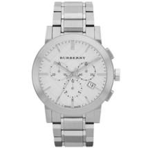 Burberry BU9350 The City Chronograph Watch 42 mm - Warranty - $320.00