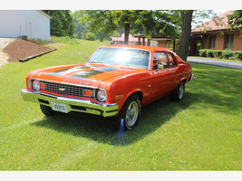 1973 Chevrolet Nova Coupe For Sale In Minerva, OH 44657 image 1