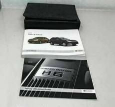 2012 Subaru Legacy Owners Manual Handbook with Case OEM Z0B100 - $38.39