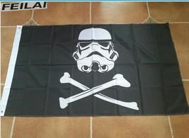 Star Wars Stormtrooper Flag - £13.37 GBP