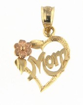 Women's 14kt Yellow and Rose Gold Charm - $59.00