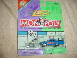 Johnny Lightning Monopoly Park Place Pontiac Tempest Mip Free Usa Shipping - $11.29