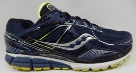 Saucony Echelon 5 Running Shoes Men's Size US 11.5 M (D) EU 46 Blue S20276-1