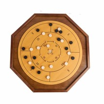 "32"" Table Top Crokinole Tournament Board And Checkers Game For S And Kid... - $238.59"