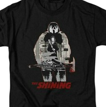 The Shining t-shirt Stephen King retro 80's horror graphic cotton tee WBM559 image 2