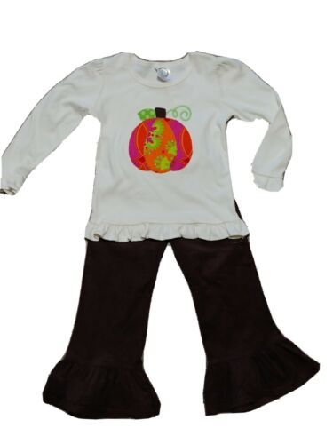 Girls Fall Outfit 5T