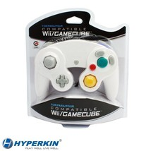 Nintendo Wii/GameCube CirKa White Controller - $9.85