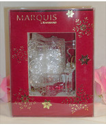 New Waterford Marquis 2016 Annual Bell Ornament Crystal Train Engine Chr... - $36.99
