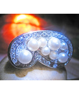 Haunted DISCOUNTED RING 14x ETERNAL YOUTH BEAUTY MAGICK SCHOLARS CASSIA4 - $102.77