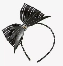 Disney The Nightmare Before Christmas Jack Bow Headband Cosplay Halloween - $18.31
