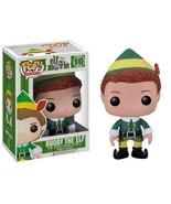 Elf: Buddy the Elf Funko POP Vinyl Figure (Will Ferrell) w/ POP Protecto... - $28.99