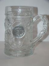 PURDUE UNIVERSITY - Glass Beer Stein - $49.00