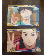 Haikyuu!! HAIKYU big (Picture Collection) Card promo card Namikawa Daisuke - $8.99