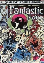 Fantastic Four #248 Vol. 1 November 1982 [Comic] [Jan 01, 1961] Marvel - $3.91