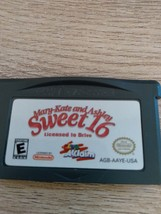 Nintendo Game Boy Advance GBA Mary Kate & Ashley: Sweet 16 image 2