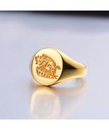 Kingsman The Secret Service Custom Signet Rings 925  Silver - $130.00