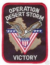 OPERATION DESERT STORM VICTORY MILITARY WAR    ... - $15.33