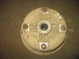 KAWASAKI 1992 BAYOU 300 2X4 RIGHT REAR BRAKE DRUM (BIN 117) P-3999K PART... - $20.00
