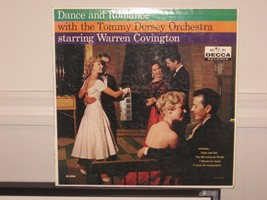 Tommy Dorsey Starring Warren Covington Dance And Romance Vinyl LP - $15.99