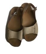 Korks Sandals Size 9 M 40.5 EU Natural Leather Slip On Comfort Straps Kork Ease - $18.72