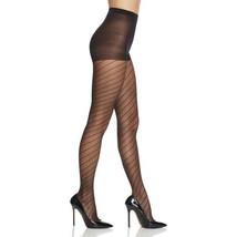 HUE Gotta Have It! Bias Line Sheers Black 17326 - $2.25