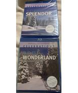 Digital environments celebrations 2 Blu-rays Winter Splendor And Wonderl... - $12.60