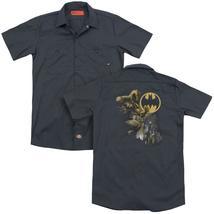 Batman - Bat Signal (Back Print) Adult Work Shirt - $44.99+