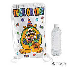 "Color Your Own ""Trick-Or-Treat"" Bags - $22.48"