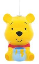 Hallmark Disney Winnie The Pooh Decoupage Infrangibile Natale Ornamento Nwt image 2
