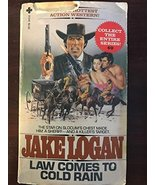 Law Comes to Cold Rain (Slocum #49) [Mass Market Paperback] Logan, Jake - $3.80