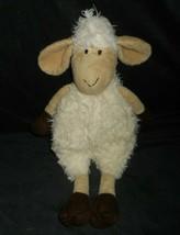 """14"""" Jellycat Creme Bebé Billy Goat Oveja RAM Peluche Peluche Lovey - $34.29"""