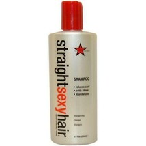 Straight Sexy Hair Shampoo 8.5 oz Pack of 5 - $24.74