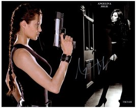 ANGELINA JOLIE SIGNED AUTOGRAPHED 8X10 PHOTO w/ Certificate of Authentic... - $50.00