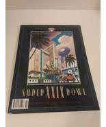 Super Bowl XXlX (29) Magazine, Program Diamond Anniversary Edition 1995 - $9.89