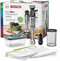 Bosch Maxomixx Blender Hand 1000 W12 Speed, Kit Envasado.vacío.acero - $261.26