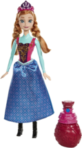 Disney Frozen Royal Magical Color change Fun Anna Beautiful Doll  Sealed... - $16.46